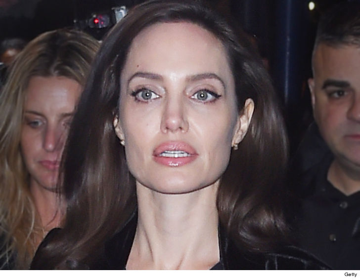 Angelina Jolie Is Fighting Brad Pitt So Hard And Nasty In Their Divorce And Child Custody Dispute Her Lawyer Is Quitting Her Sources Tell Tmz