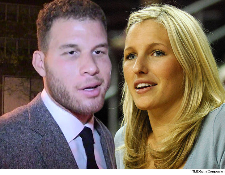 Blake Griffin's Only Paying $32k Per Month In Child Support