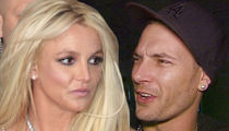 Britney Spears and Kevin Federline Square Off in Court Over Child Support