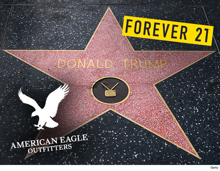 City passes proposal to remove Trump's star from Hollywood Walk of Fame