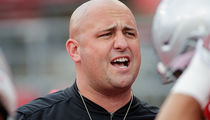 Fired Ohio State Coach Zach Smith Apologized for Strangling Ex-Wife, Texts Show