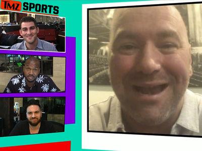 Dana White Says UFC Won't Punish Conor McGregor for Bus Attack