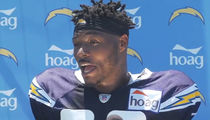 NFL's Derwin James On Gun Robbery, 'I Wouldn't Wish It On Anybody'