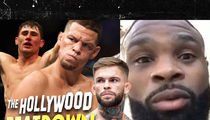 UFC's Tyron Woodley, 'I'm Ready to F*** Darren Till Up!'