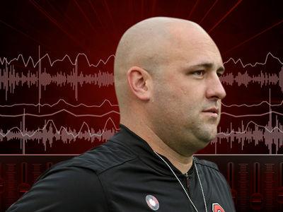 Ex-Ohio State Coach Zach Smith, I Never Beat My Ex-Wife