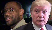 Celebs Side with LeBron James in Disgusting Donald Trump 'Dumb' Tweet