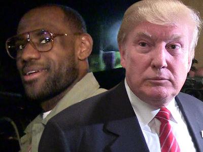 Celebs Side with LeBron James in Disgusting Donald Trump 'Dumb' Tweet