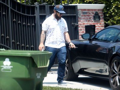 Jack Osbourne Shows Up at Estranged Wife's House Days After Punching Her Boyfriend