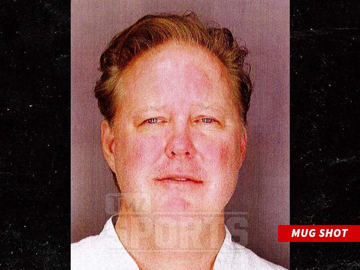 NASCAR CEO Brian France Charged with DUI and Possession of Oxycodone