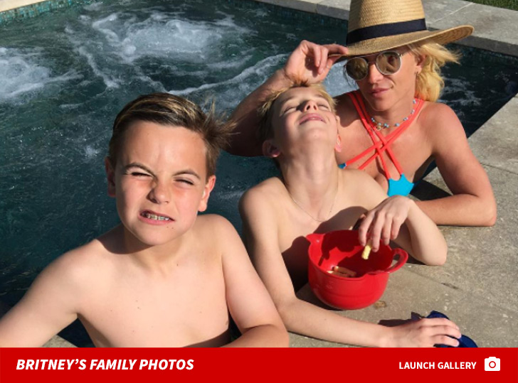 Britney Spears Says She Shouldn't Have to Sit for Deposition in Kevin Federline Case