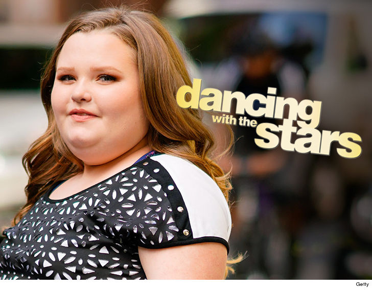 Honey Boo Boo Can Make $130,000 for 'DWTS: Juniors'