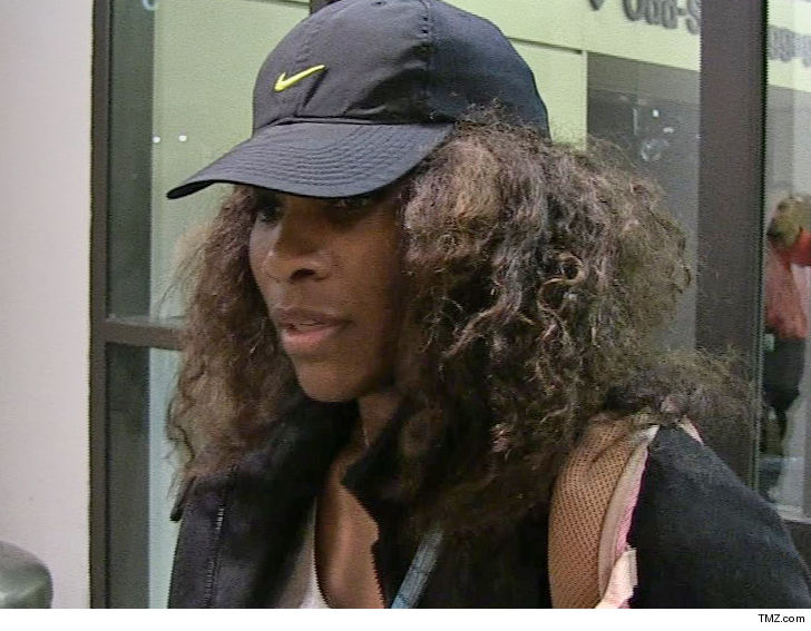 Serena Williams Says Postpartum Emotions Contributed to Tennis Loss