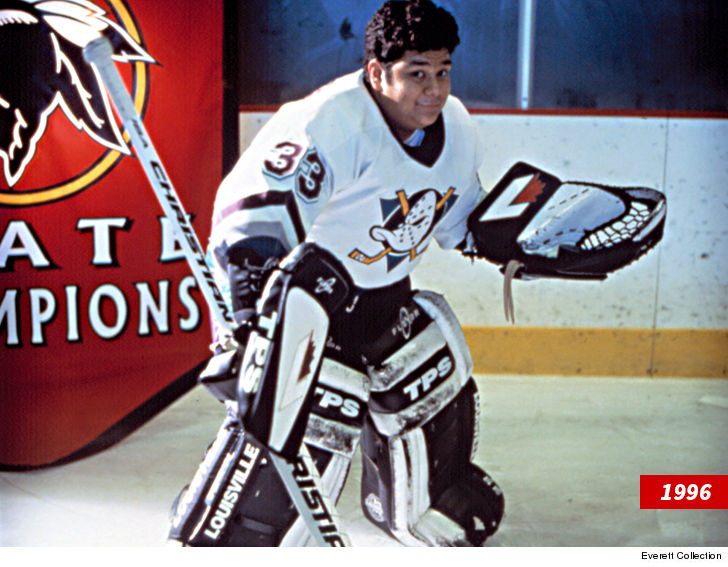 'The Mighty Ducks' Goalie Shaun Weiss Arrested for Public Intoxication