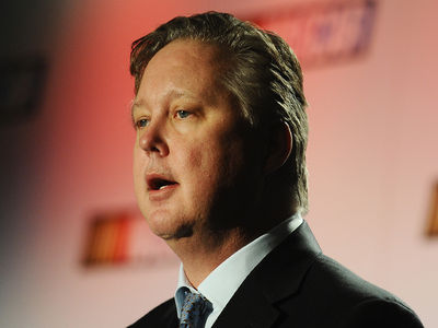 NASCAR's Brian France Arrest, Cops Used Drugs.com to ID Oxy pills