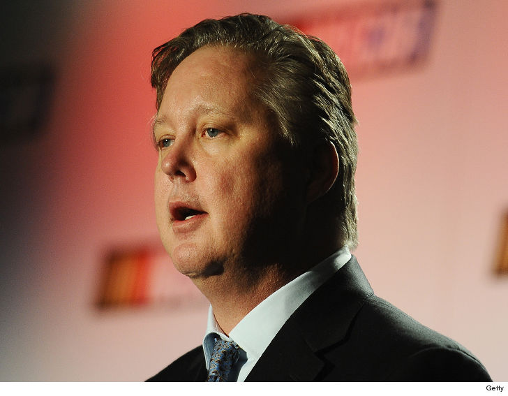 NASCAR CEO Takes Leave of Absence After DWI Arrest