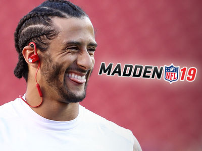 Colin Kaepernick's Name Will Be Added Back to Madden 19 Soundtrack