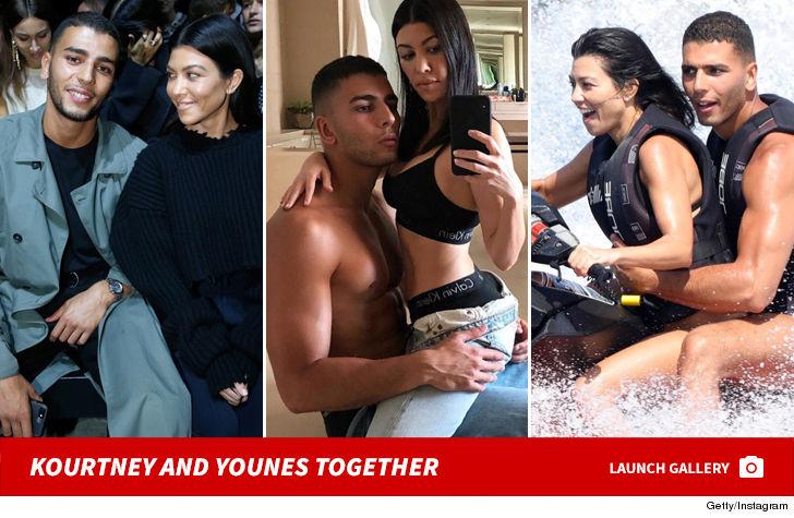 Kourtney Kardashian Dumped Younes Bendjima After Alleged Cheating
