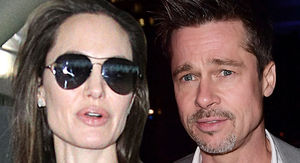 Angelina Jolie is Making it Difficult for Brad to Have Relationship with Kids: Sources