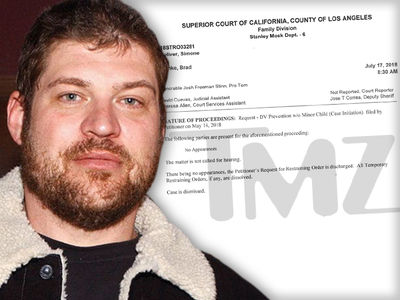 'OITNB' Star Brad Henke's Restraining Order Case with Ex-GF Tossed