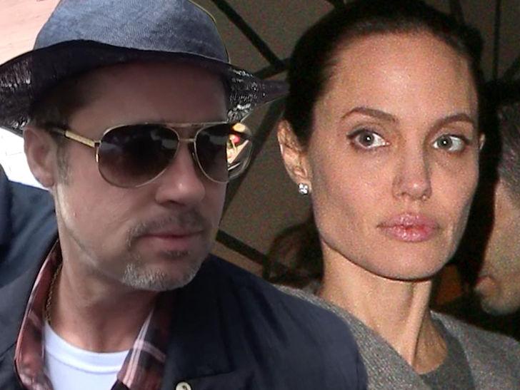 Brad Pitt Says He Gave...