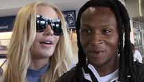 Iggy Azalea Is Dating DeAndre Hopkins, 'We're In A Relationship!'