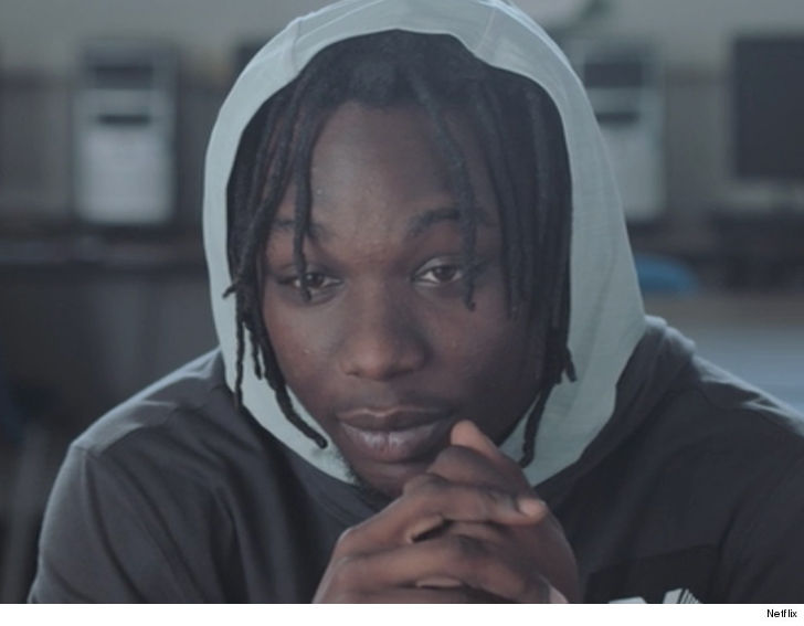 'Last Chance U' Star Isaiah Wright, Murder Charge Dropped In Plea Deal