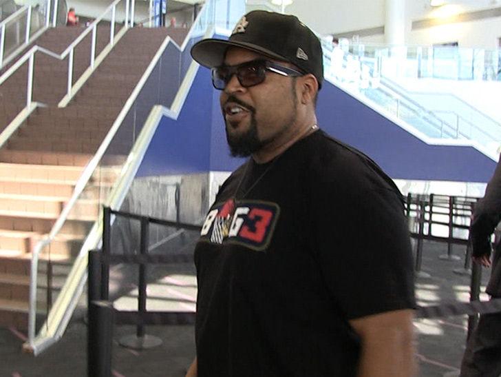 Ice Cube Says