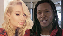 Iggy Azalea Now Says She's NOT Dating DeAndre Hopkins