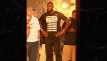 LeBron James' Fashion Clapback After 'I Promise' School Criticism