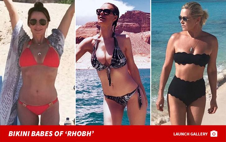 'RHOBH' Star Dorit Kemsley & Hubby Sued for Stiffing Bathing Suit Partner