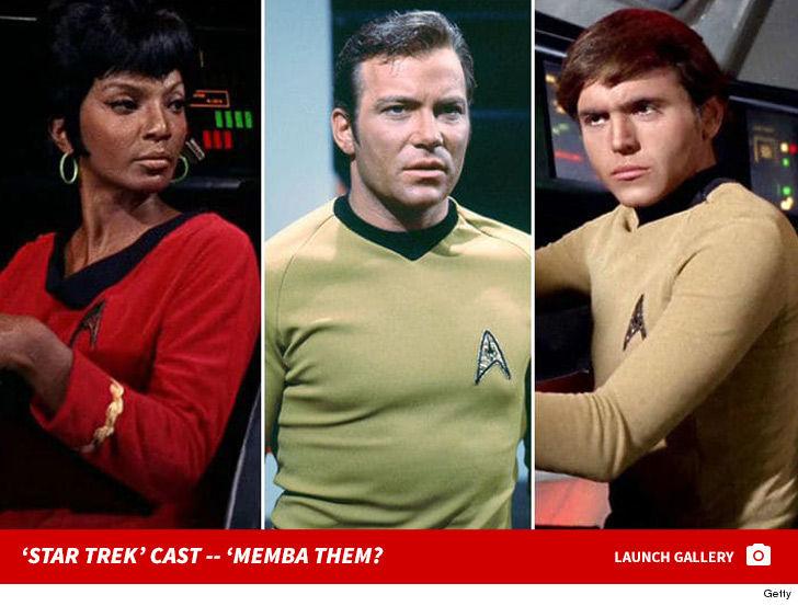 'Star Trek' Star Nichelle Nichols Has Dementia