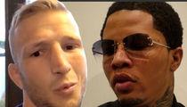 UFC's T.J. Dillashaw to Gervonta Davis, I'll Beat Your Ass!