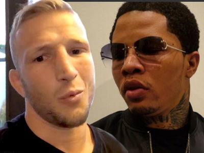 UFC's T.J. Dillashaw to Gervonta Davis, I'll Beat Your Ass!