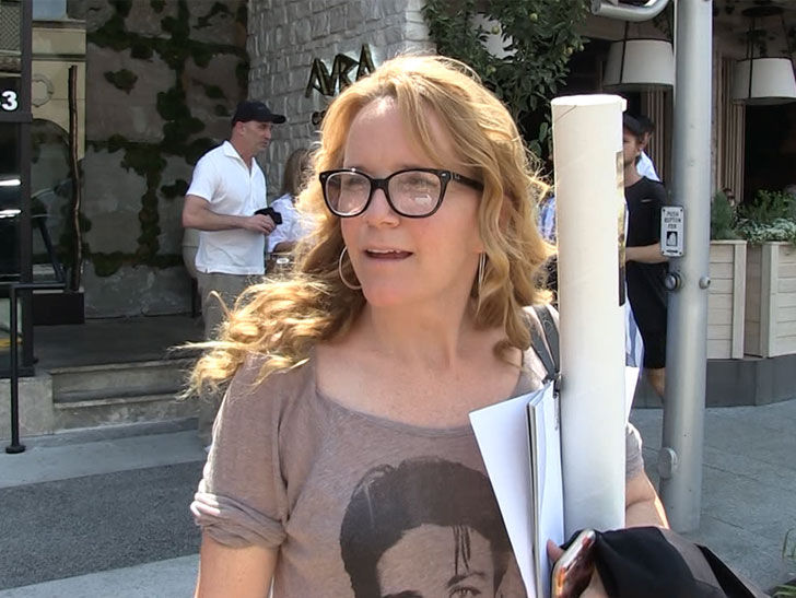 Lea Thompson says 'Back to the Future' Would've Won the 'Popular' Oscar