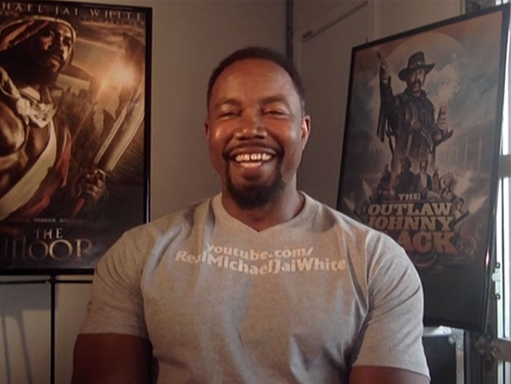 Michael Jai White Says He Won't Take On Wesley Snipes in Martial Arts Fight