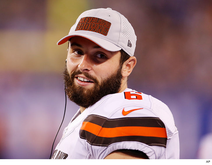 972d577fd05 Baker Mayfield's first game as a Cleveland Brown wasn't just impressive ...  it was ONE OF THE GREATEST STARTS EVER -- so says NFL Network analyst Brian  ...