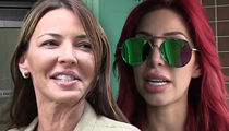 Drita D'Avanzo Says Farrah Abraham Was Too Scared to Fight Her