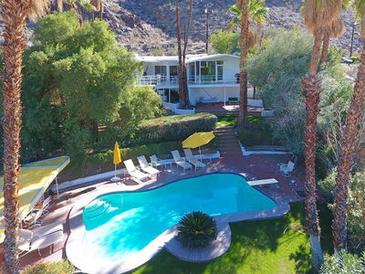 Howard Hughes' Palm Springs House Sells For $1.3 Million