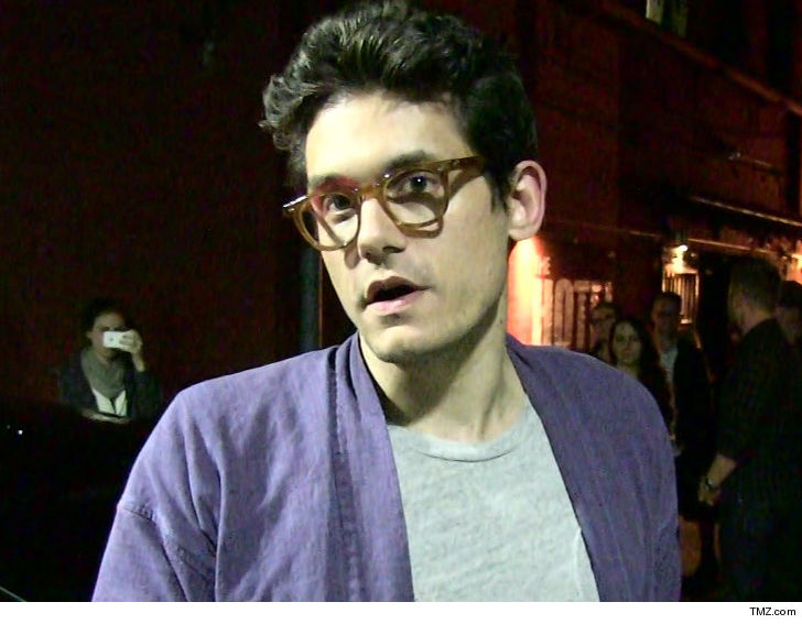 John Mayer's Home Burglarized and 'Ransacked'