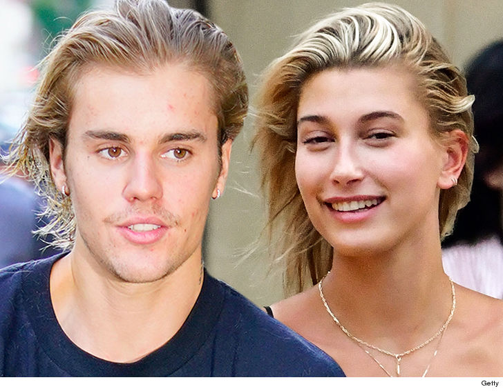 Justin Bieber Popped The Question To Hailey Baldwin A Nanosecond After Getting Back Together In June But Weve Learned Theyre Not Rushing To The Altar