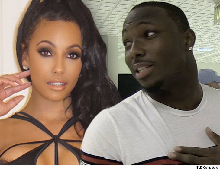 Lesean Mccoys Ex Gf Says Shes Healing After Violent Robbery