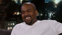 Kanye West Won't Let His Daughters Stop Him From Watching Porn