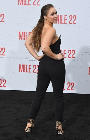 'Mile 22' Premiere Photos
