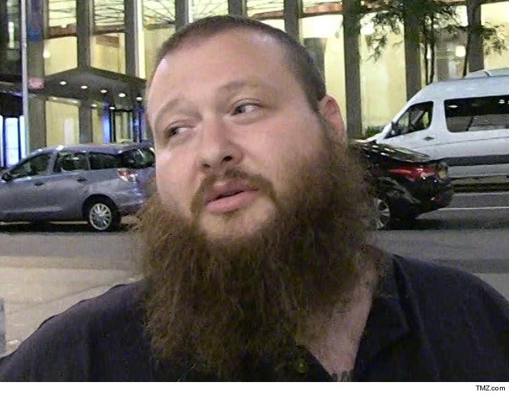Action Bronson Arrested for Smoking Weed at Kosovo Music Festival