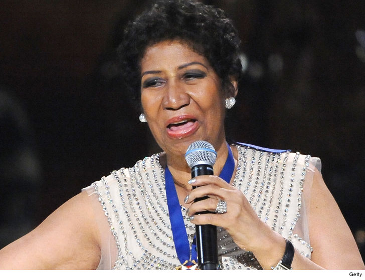 Celebrities React to Aretha Franklin