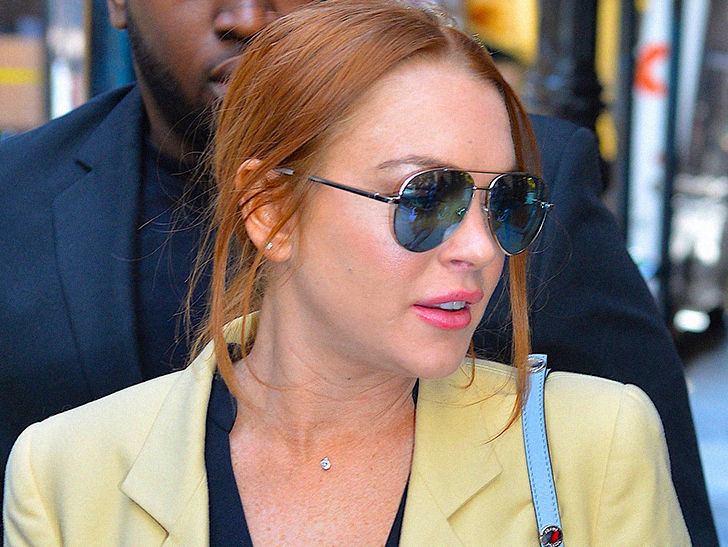 Lindsay Lohan Apologizes for Controversial #MeToo Comments
