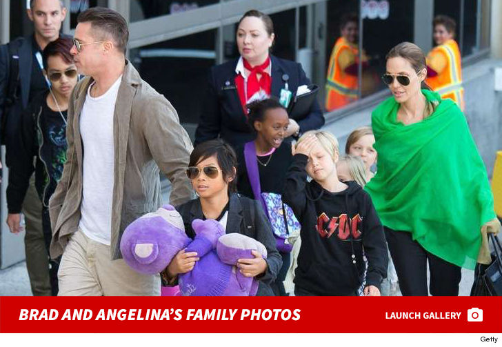 Angelina Jolie Returns...