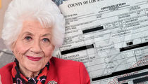 Charlotte Rae Died of Cardiac Arrest According to Death Certificate