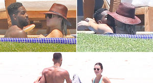 Khloe Kardashian & Tristan Spend Couples' Time with Kendall Jenner and Ben in Mexico