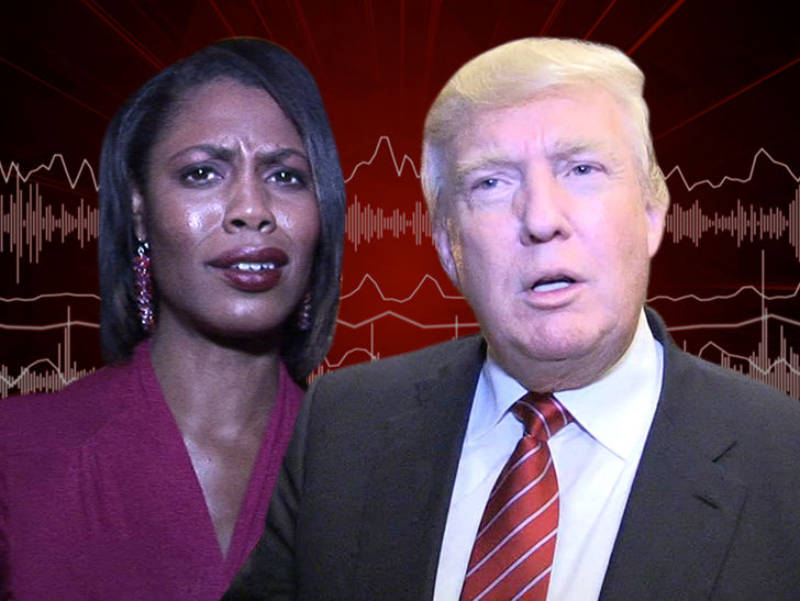 Donald Trump Says He Didn't Know General John Kelly Fired Omarosa